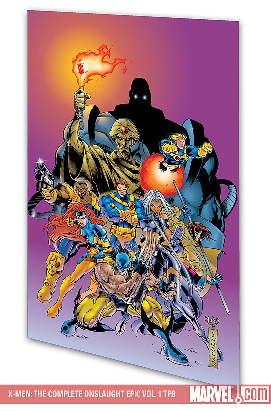 X-MEN: THE COMPLETE ONSLAUGHT EPIC VOL. 1 #0