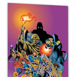 X-Men: The Complete Onslaught Epic Vol. 1 TPB (2007)