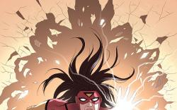 SPIDER-WOMAN: ORIGIN (2008) #5 COVER