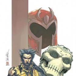 UNCANNY X-MEN VOL. 6: BRIGHT NEW MOURNING TPB COVER