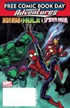 FREE COMIC BOOK DAY 2008 (MARVEL #1