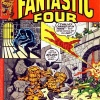 Fantastic Four #119 cover