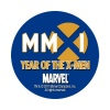 C2E2 exclusive Year of the X-Men button