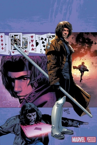 Gambit by Greg Land