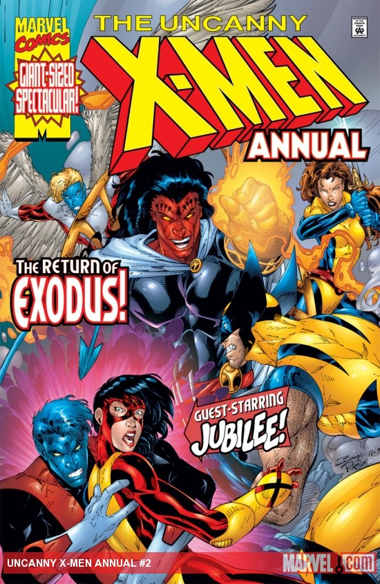 Uncanny X-Men Annual #2