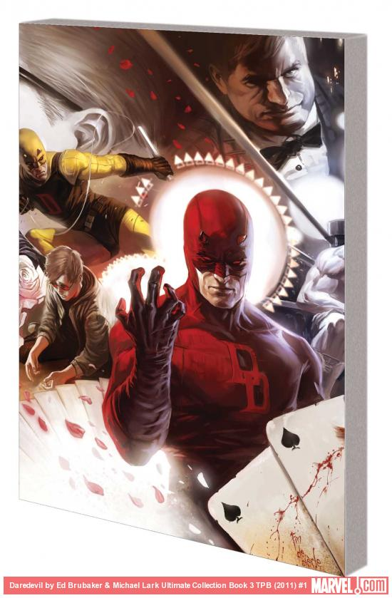 DAREDEVIL BY ED BRUBAKER & MICHAEL LARK ULTI MATE COLLECTI ON BOOK 3 TPB