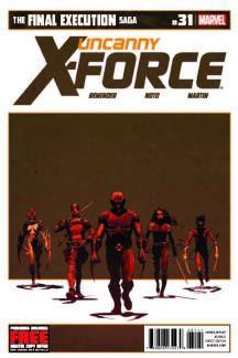 Uncanny X-Force #31