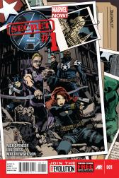 Secret Avengers #1 