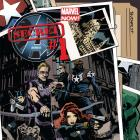 Secret Avengers (2013) #1 cover by Tomm Coker