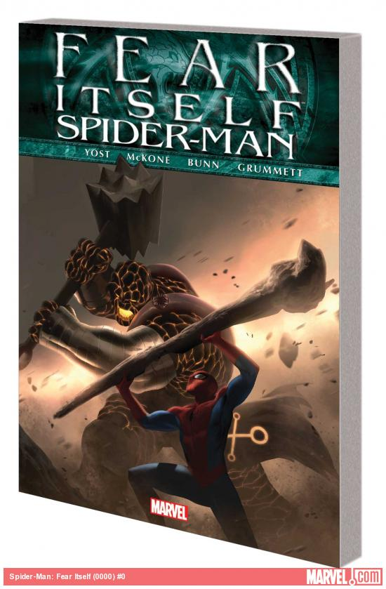 FEAR ITSELF: SPIDER-MAN TPB