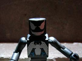 Best of Marvel Minimates Series 2 Venom