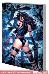 X-Men: Psylocke (Trade Paperback)