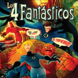 Fantastic Four: Isla De La Muerte (Spanish Language Edition) (2008)