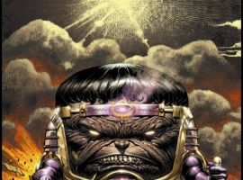 FALL OF THE HULKS ALPHA Variant Cover