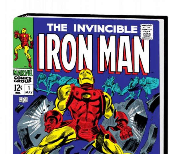 The Invincible Iron Man Omnibus Vol. 2 Colan Cover (Hardcover)