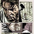 WOLVERINE: WEAPON X #6 preview art by Yanick Paquette