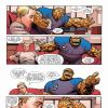 DARK REIGN: FANTASTIC FOUR # 1 preview page 4