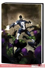 Punisher War Journal Vol. 5: Secret Invasion Premiere (Hardcover)