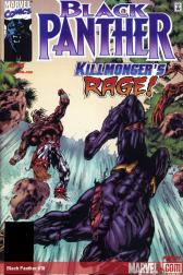 Black Panther #18 