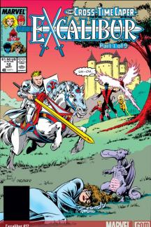 Excalibur (1988) #12
