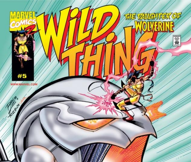 Wild Thing #5