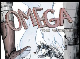 OMEGA: THE UNKNOWN #3
