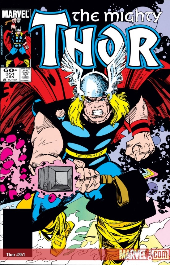 Thor (1966) #351