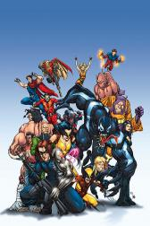 All-New Official Handbook of the Marvel Universe a to Z #12
