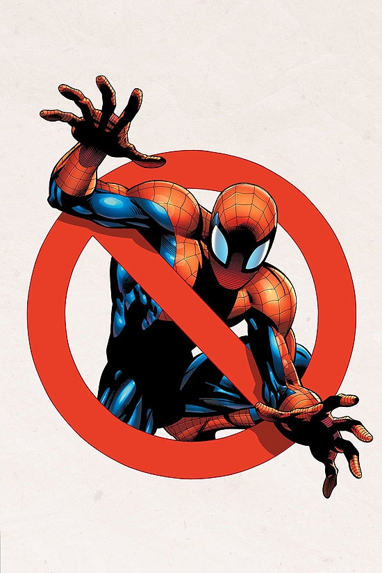 FRIENDLY NEIGHBORHOOD SPIDER-MAN (2008) #14 COVER