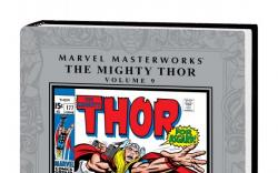 Marvel Masterworks: The Mighty Thor Vol. 9 (Hardcover)