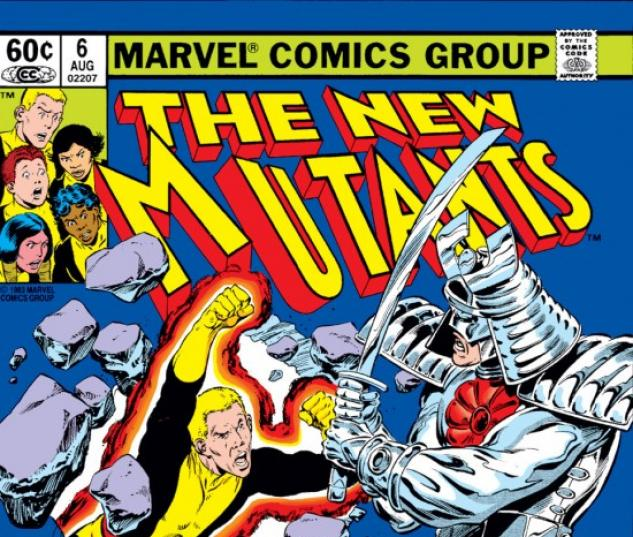 New Mutants #6