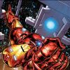 INVINCIBLE IRON MAN #1 (Quesada var.)