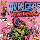 AVENGERS #269 cover by John Buscema