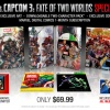 Marvel vs. Capcom 3: Fate of Two Worlds Xbox 360 Special Edition