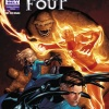 Fantastic Four Taco Bell Custom Comic cover by Steve McNiven