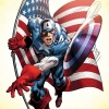 Captain America (2011) #1 variant cover by Neal Adams