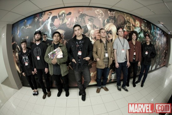 The Marvel Life: Jon Julio and the Valo Team
