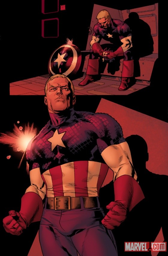 Fear Itself #4 art by Stuart Immonen