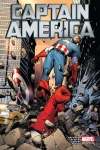 Captain America (2011) #3 Cover