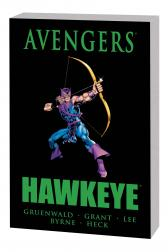 Avengers: Hawkeye TPB (Trade Paperback)