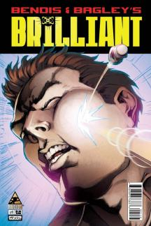 Brilliant (2011) #1 (2nd Printing Variant)