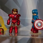 Diamond Select Minimates Captain America and Iron Man