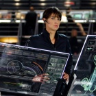Cobie Smulders stars as Maria Hill in Marvel's The Avengers