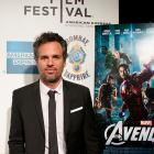 Mark Ruffalo at the Tribeca Film Festival screening of Marvel's The Avengers