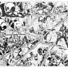 Venom #23 inked preview art by Thony Silas