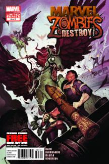 Marvel Zombies Destroy! (2011) #3