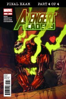 Avengers Academy (2010) #37