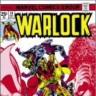 Warlock (1972) #10 Cover