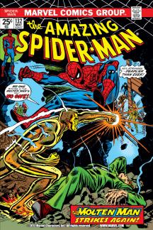 Amazing Spider-Man #132