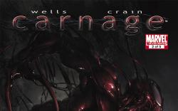 Carnage (2010) #2 Cover